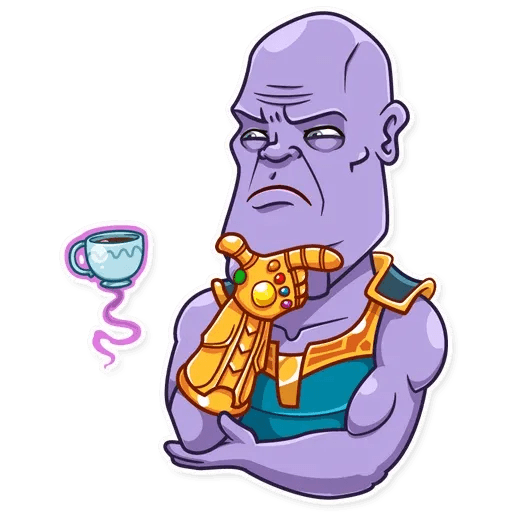 Thanos - Sticker 17