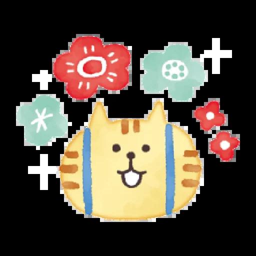 懶洋洋喵之助1 - Sticker 18