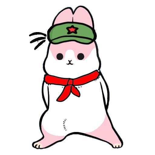 賤兔HK1 - Sticker 5