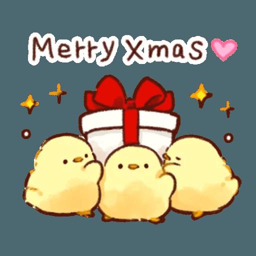 Christmas chick? - Sticker 1