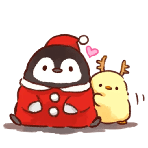 Christmas chick? - Sticker 12