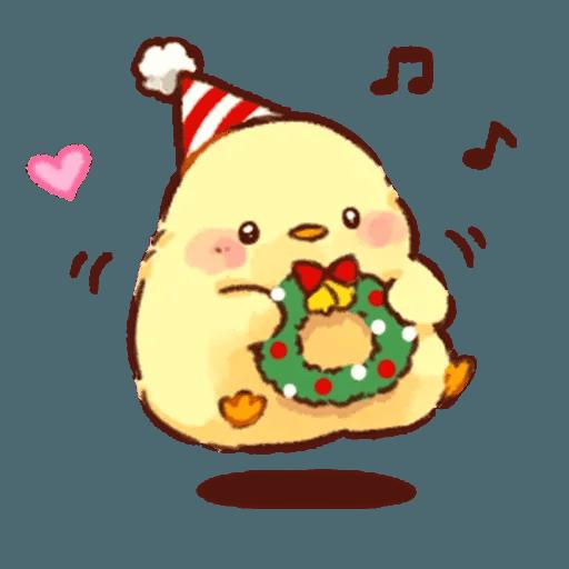 Christmas chick? - Sticker 16