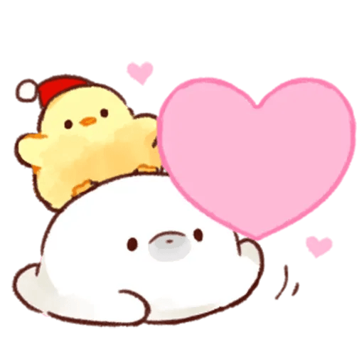 Christmas chick🎄 - Sticker 2