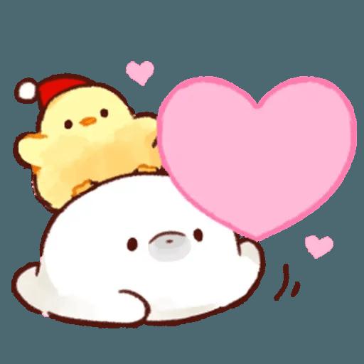 Christmas chick? - Sticker 2