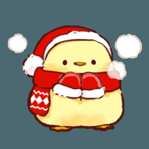 Christmas chick? - Sticker 21