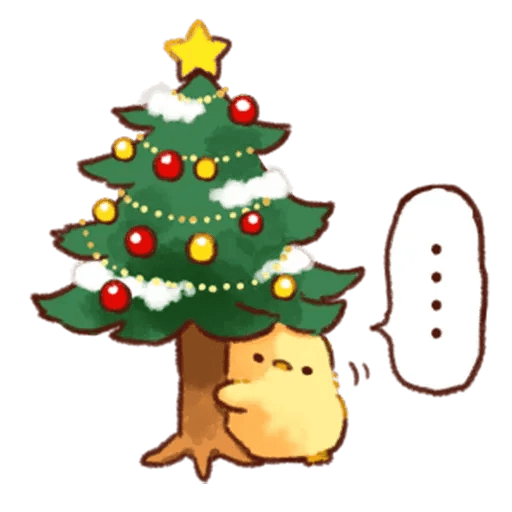 Christmas chick? - Sticker 9