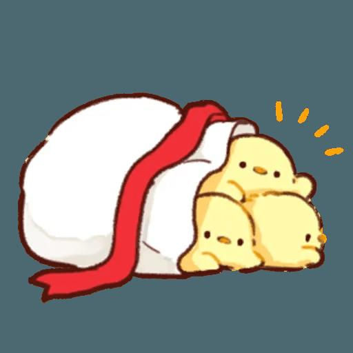 Christmas chick? - Sticker 18