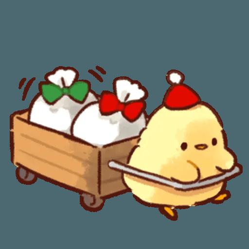 Christmas chick? - Sticker 7