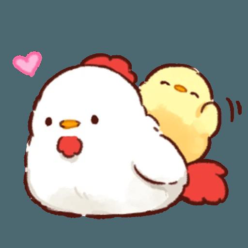 Christmas chick? - Sticker 30