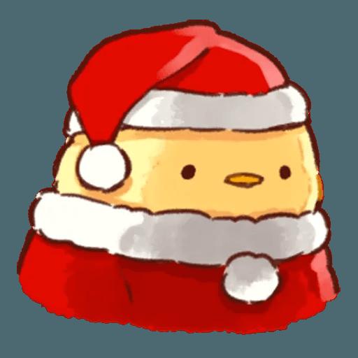 Christmas chick? - Sticker 6