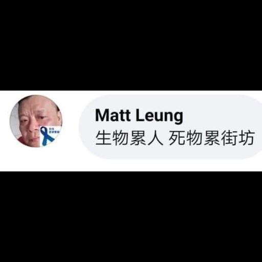 Matt Leung - Sticker 17