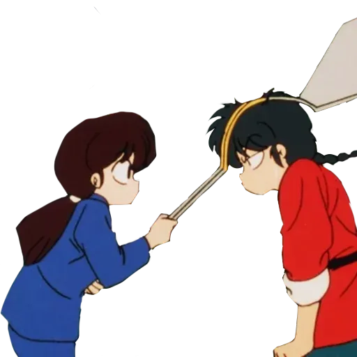 Ranma ½ - Sticker 3