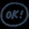 Lettering🖋 - Tray Sticker