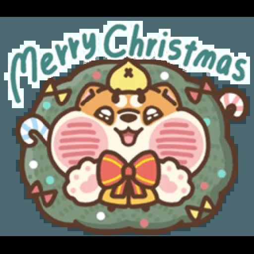 Awa's life~Christmas Party 2 - Sticker 14