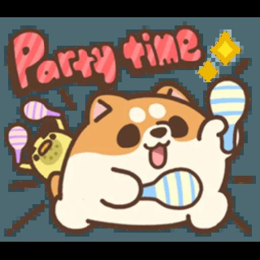 Awa's life~Christmas Party 2 - Sticker 17