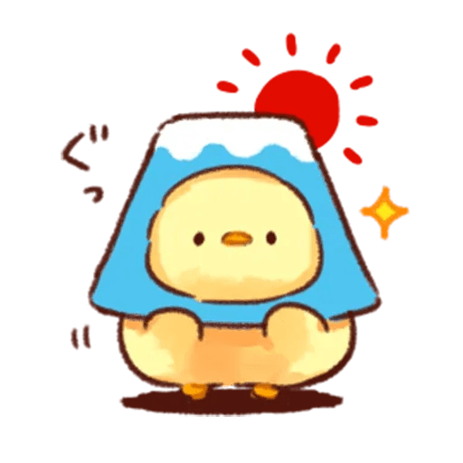 Christmas chick🎄2 - Sticker 3