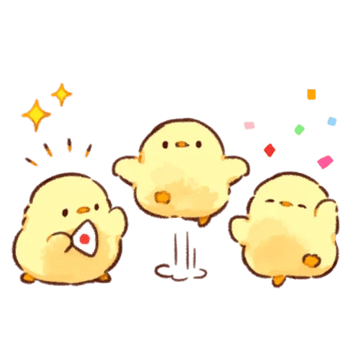 Christmas chick🎄2 - Sticker 5