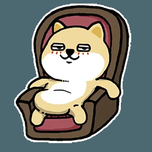 little fat 5 - Sticker 12