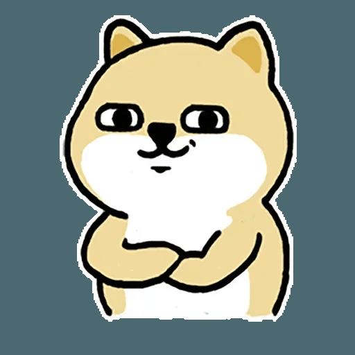 little fat 5 - Sticker 8
