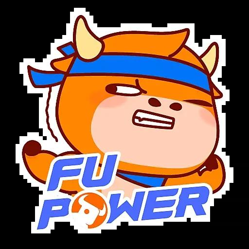 富途牛牛 - Sticker 19