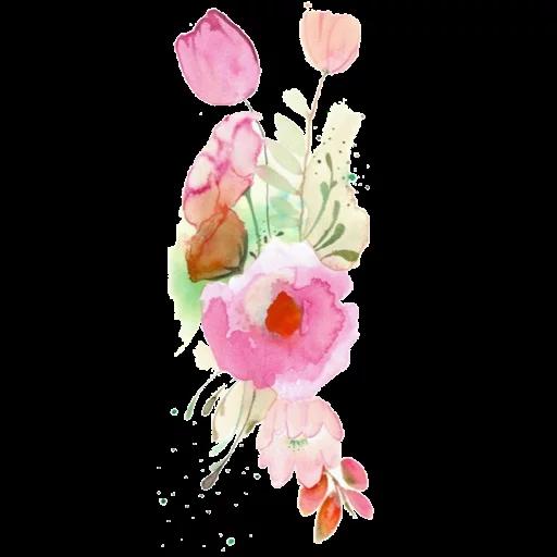 flower - Sticker 2