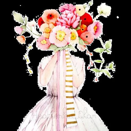 flower - Sticker 5