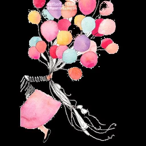 flower - Sticker 3