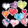 flower - Tray Sticker