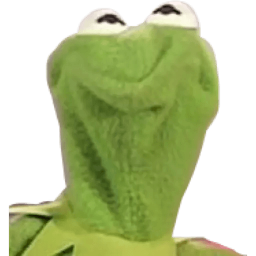 Kermit the frog - Sticker 5