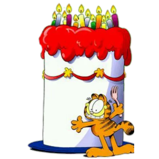 Garfield I - Sticker 17
