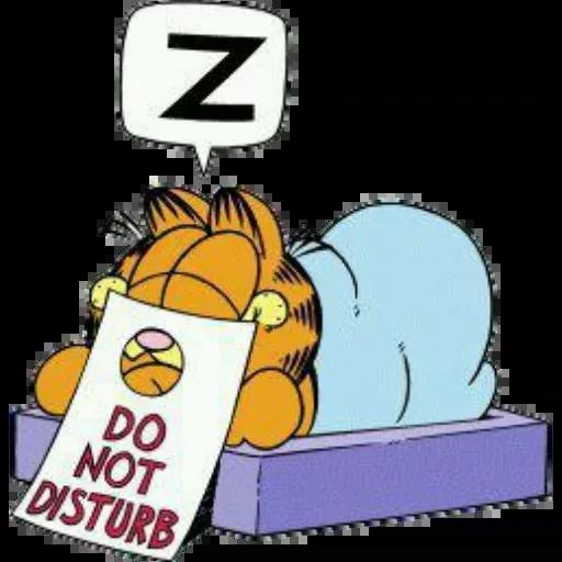 Garfield I - Sticker 22