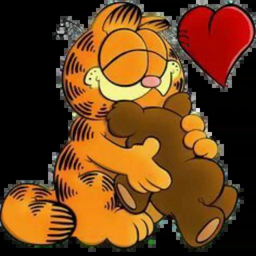 Garfield I - Sticker 20