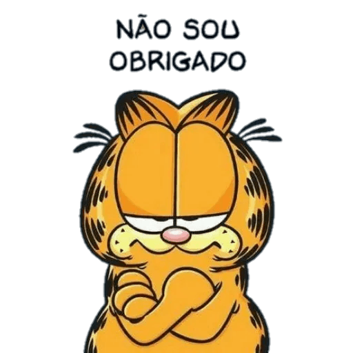 Garfield I - Sticker 29