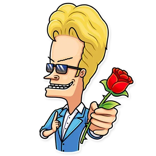 Beavis And Butt-head - Sticker 21