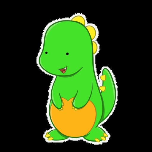 Baby Roary - Sticker 2