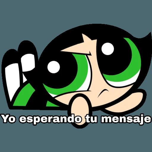 Powerpuff girls - Sticker 27