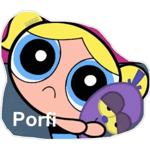 Powerpuff girls - Sticker 2