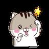 Meow Meow - Tray Sticker