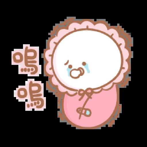 宝宝不说变装 - Sticker 9
