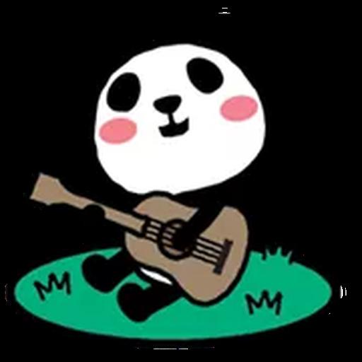 1600 Pandas - Sticker 18
