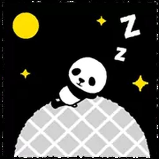 1600 Pandas - Sticker 5