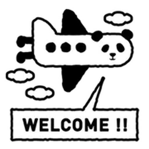 1600 Pandas - Sticker 8