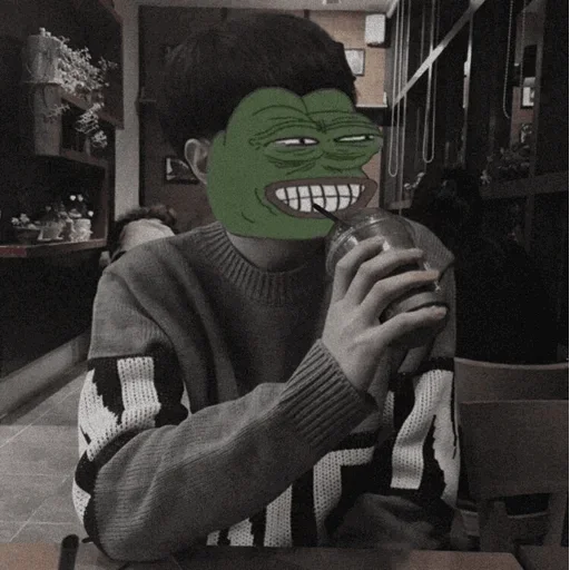 Pepe - Sticker 2