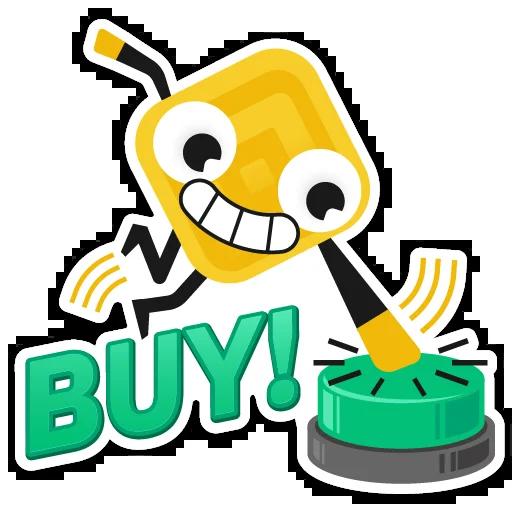 cryptoAngus - Sticker 2