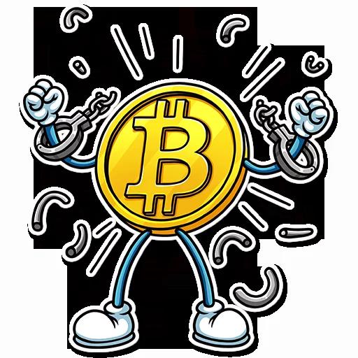 cryptoAngus - Sticker 25
