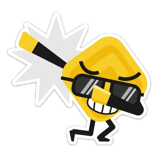 cryptoAngus - Sticker 19