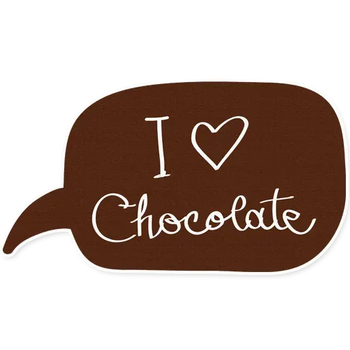 Chocolates - Sticker 1