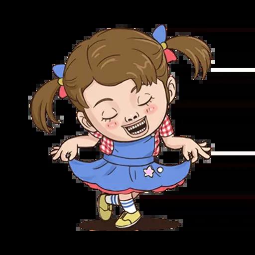 小朋友 - Sticker 10