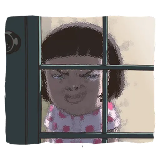 小朋友 - Sticker 3