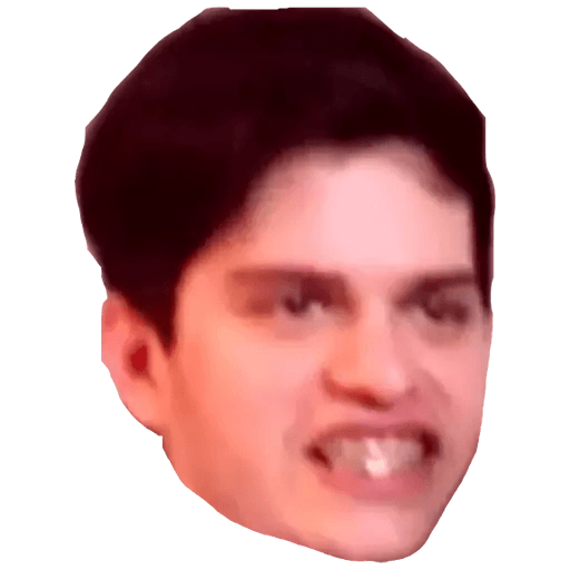 EL DEMENTE  - Sticker 30